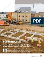 Sustainable Foundations