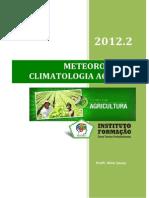 Apostila de Meteorologia e Climatologia