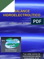 Balance Hdroelectrolitico 2003