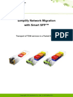 Simplify Network Migration With Smart SFP