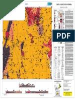Carta Geológico-Minera Ojuelos Jal.