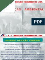 Palestra de Educação Ambiental