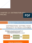 BUSN Distribution and Pricing - Operations Management