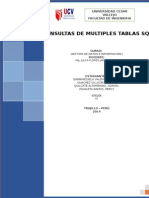 Consultas de Multiples Tablasing