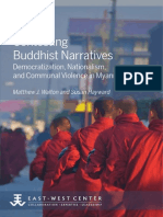 East West Centre Report on Myanmar
