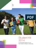 Student Kit 2014
