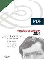 Proyecto de Lectura Julio Cortázar