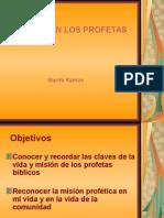 LOS PROFETAS (Material de Marifé Para Clase)