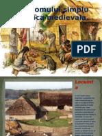 Viata Omului Simplu in Epoca Medievala