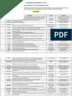 Calendario Actividades 2014-2015 Act15noviembre