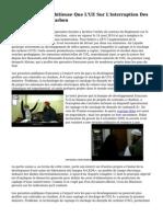 La France Plus Ambitieuse Que L'UE Sur L'interruption Des Subventions Au Charbon