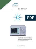 E5062A Configuration Guide 5989-0170EN