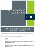 Terapia Familiar y Alcoholismo
