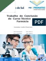 Área de Atuação Do Técnico Em Farmácia (2)