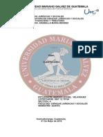 Cuestionario Derecho Tributario Marvin