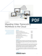 Cloud Transcoding Benefits