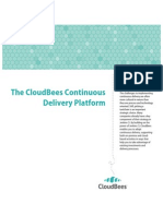 Continuous Delivery CloudBees Platform