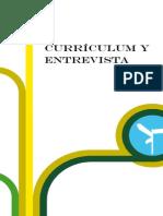 Currículum y Entrevista