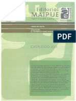Catalogo Editorial Maipue