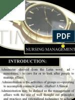 Management & Administration Final