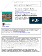 Rural-urban Migration in Vietnam and China JPS 2014