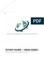 Disec Study Guide Glass 2015
