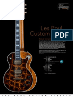 Les Paul Custom Figured