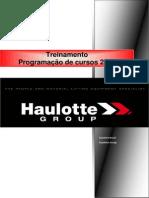 Catalogo de Treinamento 2015