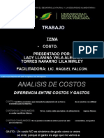 ANALISIS  DE COSTOS Y PRESUPUESTOS -1.ppt