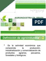 AGROINDUSTRIA EN  BRASIL.pptx