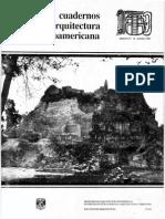 Cuadernos de Arquitectura Mesoamericana 13. 1991