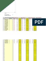 Webcursos Planilla Notas Con Examen Expresión Escrita Sección 14 1er. Semestre 2015 Comentario 1.2