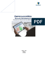 EmpregadorWeb - Seguro-Desemprego - Pergutas e Respostas EDIÇAO 1 - MARÇO2015
