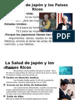 Presentacion Espanol Japon enfermedadesJ