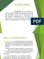 Estadistica Descriptiva Presentacion