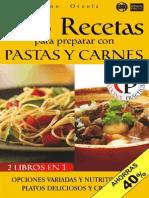 168 Recetas Para Preparar Con Pastas y Carnes-DD