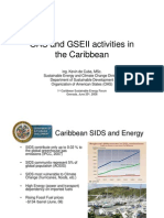 DeCuba OAS GSEII Caribbean