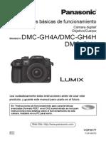 Instrucciones de funcionamiento para características avanzadas - Panasonic Lumix GH4
