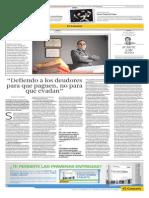 El Comercio.entrevista