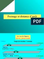 Freinage Et Distance DÆarrÛt