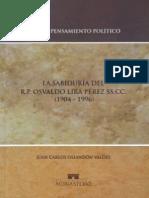 Pensamiento Político Padre Osvaldo Lira