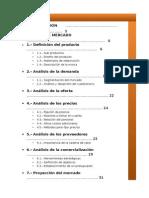 Formulación Proyectos Estudio Mercado