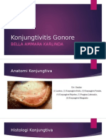 Konjungtivitis Gonore