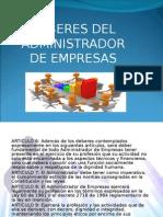 deberesdeladministradordeempresas-121122180749-phpapp02