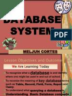 MELJUN Database Dbms Lecture