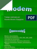 Memoria de Modem