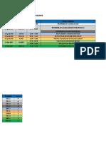 Jadwal UTS 2014-2015
