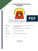 Informe - Prop. Fisicas de Los Aceites