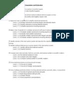 sol review checklist 2015
