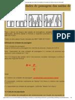 Cálculo Das Unidades de Passagem Das Saídas de Emergência _ Prevenção de Incêndio Se Faz Com Informação